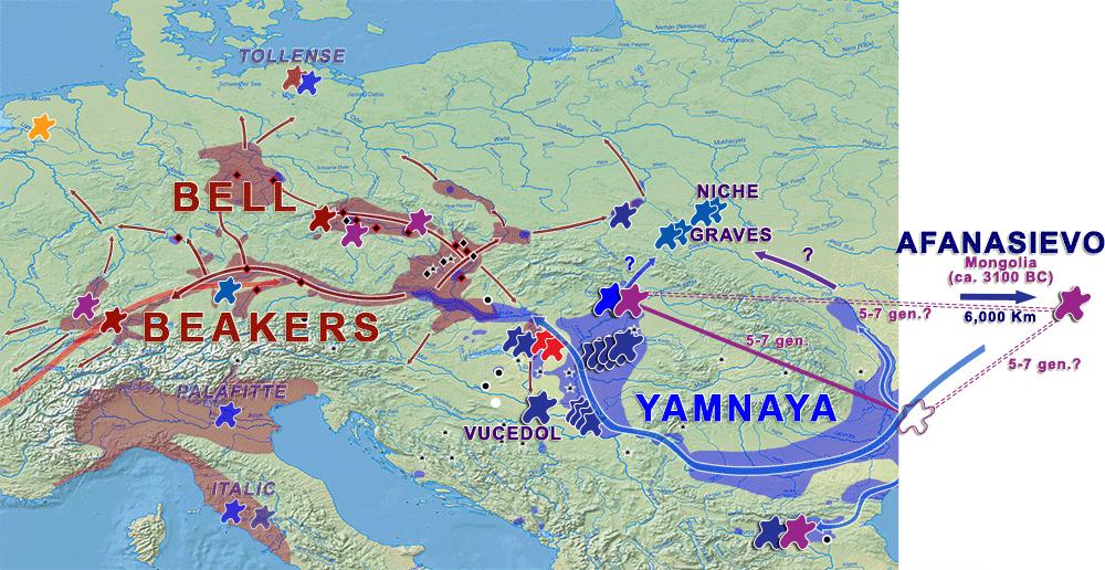 r1b-l51-z2103-yamnaya-bell-beaker-europe