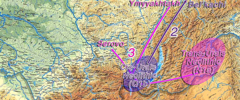 Dene-Yeniseian, Eskimo-Aleut, and Chukotko-Kamchatkan