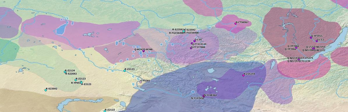 siberia-haplogroups-early-bronze-age