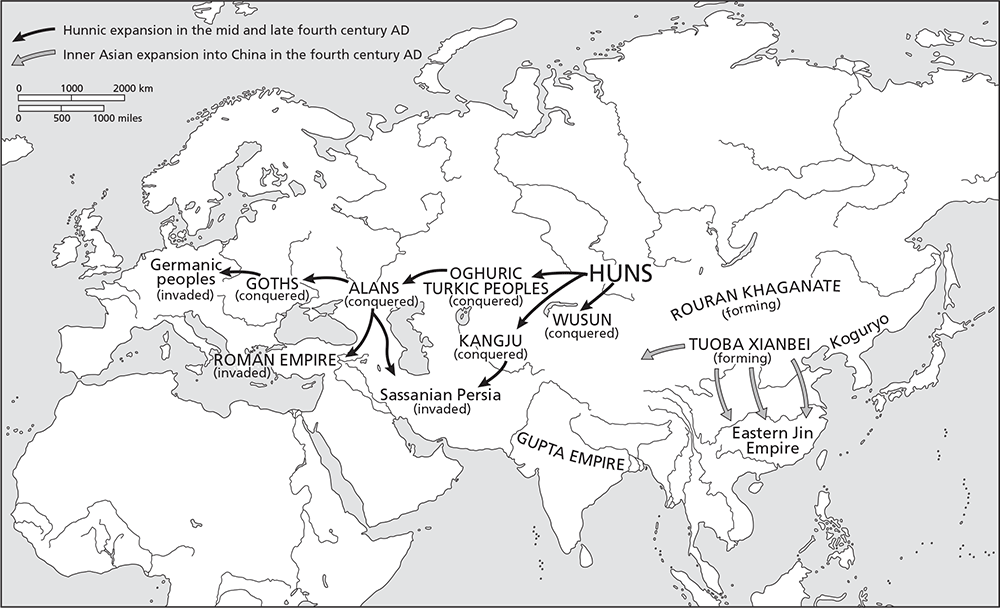 the-huns-oghur-in-central-asia