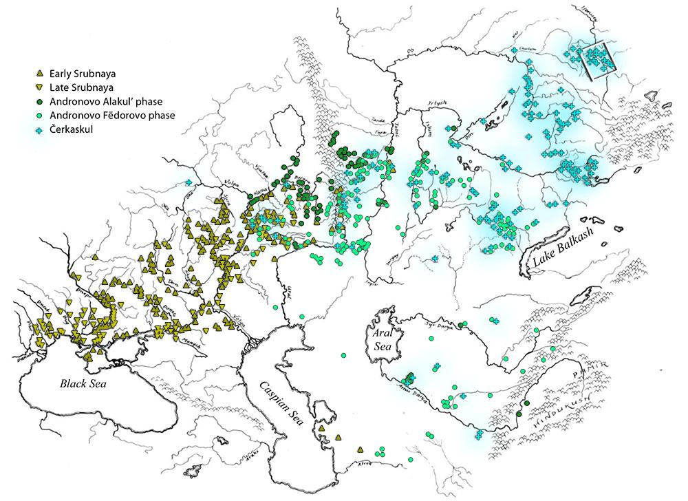 andronovo-alakul-fedorovo-cherkaskul-minusinsk-basin