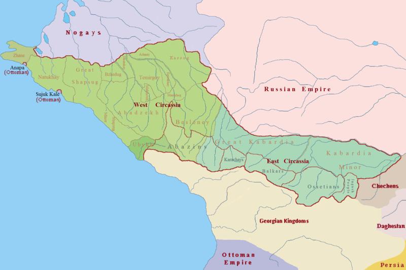 circassia-18th-century