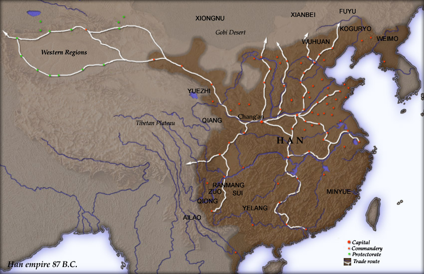 han-empire-map