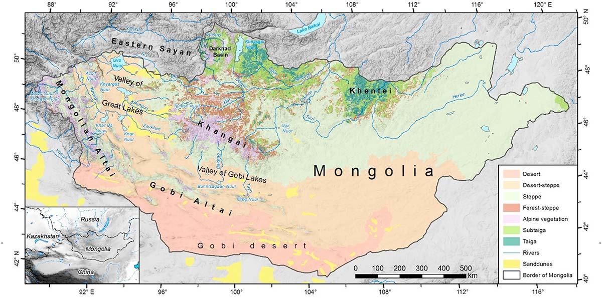 mongolia-biomes